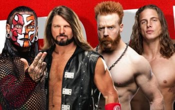 WWE RAW Results – November 23, 2020