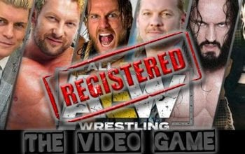 AEW Registers New Video Game Trademark