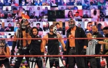 Mustafa Ali Believes Retribution Won On WWE RAW