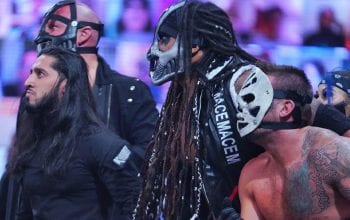 Retribution Appeared On WWE Main Event This Week