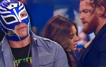 Rey Mysterio Says His Family's WWE Storyline Follows Them Home