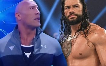 Latest On The Rock vs Roman Reigns At WWE WrestleMania 37