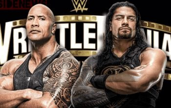 Roman Reigns Wants Match Against The Rock At WrestleMania 39