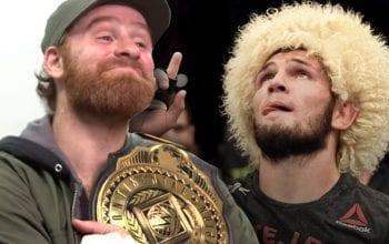 Sami Zayn Gives Huge Props To Khabib Nurmagomedov After UFC 254 Victory & Retirement