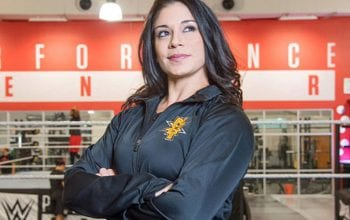 Former WWE Producer Sarah Stock Gives Update After Recent Arrest