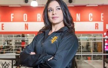 Former WWE Producer Sarah Stock Gives Update After Recent Arrest