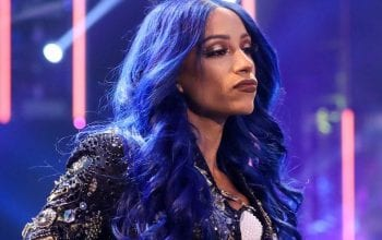 Sasha Banks Shares The First Time She Was Called The N-Word