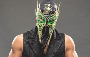 Serpentico Reveals He Is Under AEW Contract