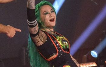 Shotzi Blackheart Wants To Cause Chaos & Destruction In WWE NXT
