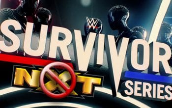 Why WWE Isn't Including NXT In Survivor Series Plans