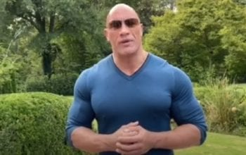 The Rock Likely Taped Joe Biden Endorsement & Ken Shamrock Hall Of Fame Induction Right After Each Other