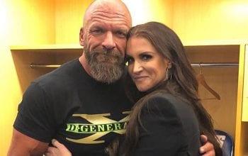 Stephanie McMahon & Triple H Celebrate 17th Wedding Anniversary