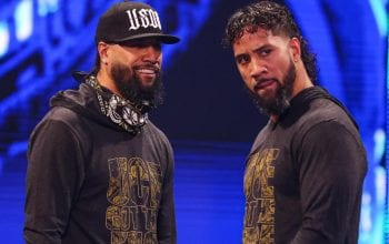 Current Status Of Usos' Rumored Breakup Leading To WWE Hell In A Cell