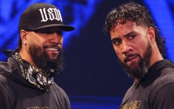WWE Carving Out Top Spot For The Usos' New Characters
