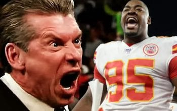 WWE Engaged In Legal Battle With Kansas City Chiefs' Chris Jones Over 'Stone Cold' Name