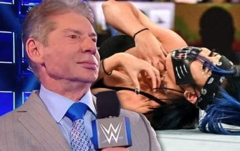 Vince McMahon Wanted Reckoning To Have 'Seizure' On WWE RAW