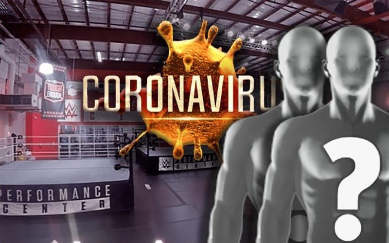 wwe-performance-center-coronavirus-covid-spoiler