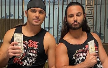 The Young Bucks Tease Announcement For AEW Dynamite Tonight