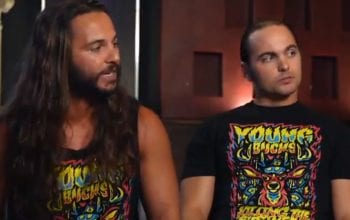The Young Bucks Make Huge Stipulation For AEW Full Gear