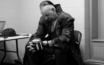 The Undertaker Reveals Backstage Photos From WWE Survivor Series