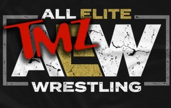 AEW Partners With TMZ To Produce News Content
