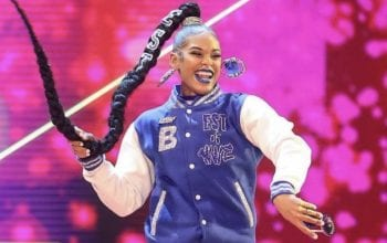 Bianca Belair Shows Off Gear She Made For Survivor Series