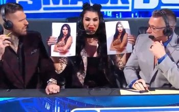 Contents Of Billie Kay's Resume On WWE SmackDown Revealed