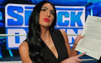 Billie Kay To Reveal Mystery Tag Team Partner Next Week On WWE SmackDown