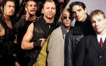 Jon Moxley Says The Shield Went From Being Nobodies To 'The F*cking Backstreet Boys'