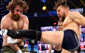 Sami Zayn Can't Say Anything Bad About Daniel Bryan After Their Match On WWE SmackDown