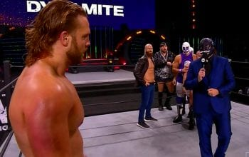The Dark Order Make Offer To Adam Page On AEW Dynamite