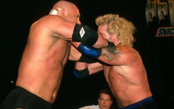 Dusty Rhodes Pulled For DDP To Break Goldberg's Undefeated Streak