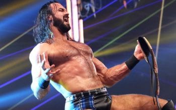 Drew McIntyre's WWE Title Match Opponent Confirmed For TLC