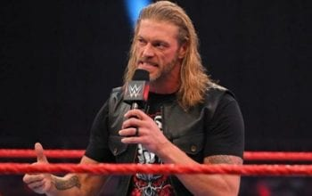 "Edge Wants To Get Back The Championship ""He Never Lost"""