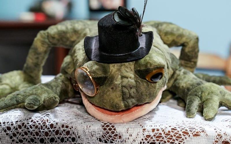 friendship-frog