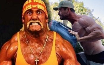 Hulk Hogan Reacts To Chris Hemsworth's Physical Transformation To Play The Hulkster In Netflix Biopic