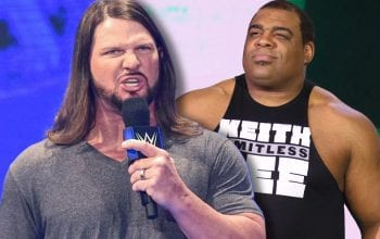 AJ Styles Says It's A Stretch To Think Keith Lee Can Beat Him
