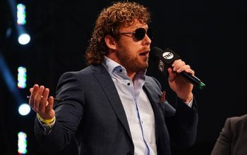 Kenny Omega Set For Title Match Outside Of AEW & United States