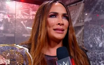 Nia Jax Jokes About Getting Blamed For Injuring So Many WWE Superstars