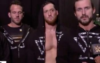 Adam Cole Goes Off On Pat McAfee After WWE NXT