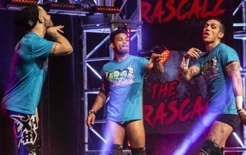Why WWE Didn't Sign All Three Members Of The Rascalz