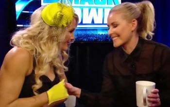 Lacey Evans Warns Renee Paquette That 'Nothing Else Will Be As Tight Again' After Pregnancy