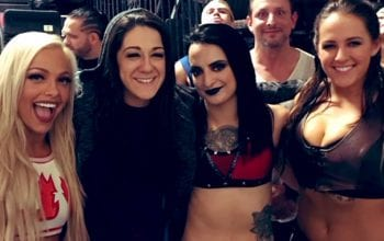 Bayley Says WWE's Women's Division Is Better Because Of The Riott Squad