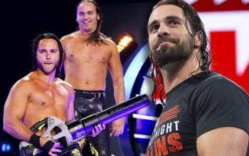 The Young Bucks Included Very Cool Story About Seth Rollins In Their New Book