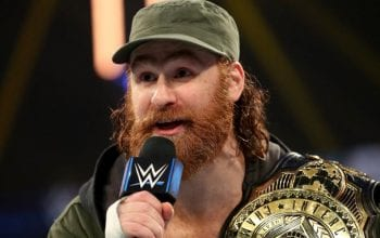 Sami Zayn Says WWE Management Is Working Overtime To Sabotage Him