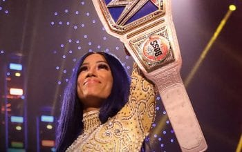 Sasha Banks Says WWE's Pandemic Schedule Helped Improve Her Performance
