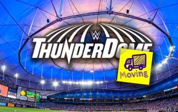 Latest On WWE's Next ThunderDome Location