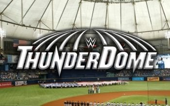 WWE ThunderDome Setup Is Taking 'Much Longer' At Tropicana Field