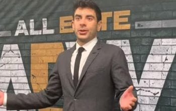 Tony Khan Says He Doesn't Want To Have On-Screen Role In AEW