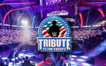 ThunderDome Information For WWE Tribute To The Troops